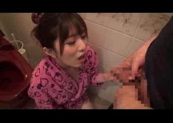 【閲覧注意】性奴隷飲尿便器舐め不潔女!嘗め女が手コキフェラ抜き抜きまくりでドスケベに痴女る性奴隷