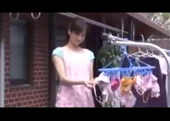 【神波多一花】超スレンダー美脚三十路美熟女人妻寝取られるエロいケツ