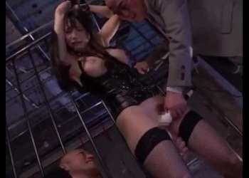 【高橋しょう子】電マ責め性奴隷扱い元芸能人巨乳美女がヤラれまくる陵辱レイプでヤラれまくり元グラビアアイドル