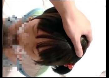 見た目JSみたいな黒髪ショートカットヘアロリ童顔っ子JSみたいな女の子にひたすらフェラ抜きさせてるだけで羨ましい