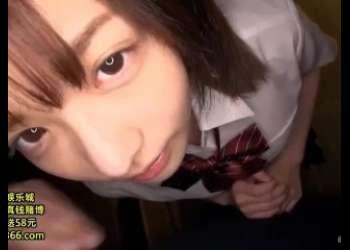 麻里梨夏ちゃんガチでかわいいすっぴんJKと主観フェラ抜きベロチュー手コキエロすぎるノーメイク美少女JK