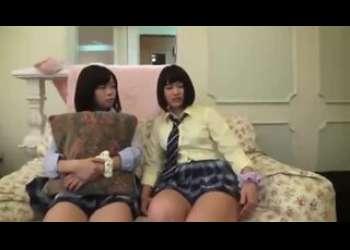 【援交JK】超えちえち黒髪ボブヘア美少女JKコンビとの楽しいパパ活JKハメ撮り