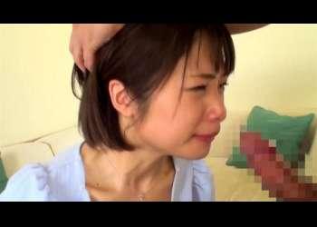 【川上奈々美】ショートカットヘア美少女がオナホ扱いイラマチオ首絞めセックスでドM調教黒パンスト美女
