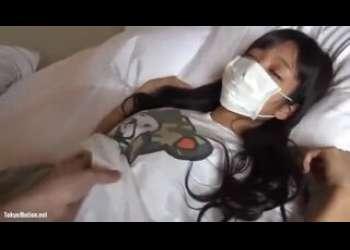 【眠剤レイプ】ロリコンがJC風の女の子を睡眠薬で眠らせて勝手にレイプし続ける個人撮影素人ハメ撮り衝撃映像