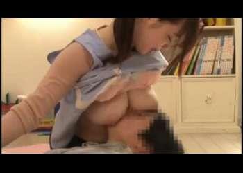 誰もが子供に戻れる大人の保育園!爆乳搾乳手コキで斎藤みゆに抜いてもらえる激エロパイズリ顔面騎乗位で顔騎責め