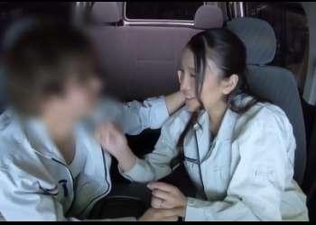 ♥ドラレコ盗撮☆ガチ素人人妻「パートのおばちゃんと車内SEX…生々しい人妻の喘ぎと会話…あぁぁっぁぁイクぅぅうぅ♥」
