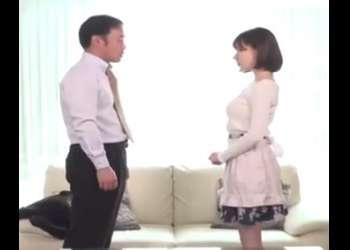♥嫁の決断x大好きな旦那の為に…「今日こそ終わらせよう…」私…あなたの上司に犯され続けてるの…♥でもチンポ求めちゃう