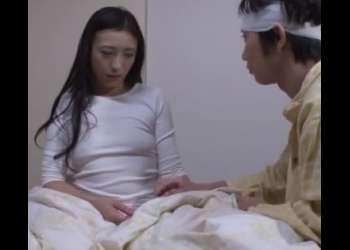 ♥姉弟相姦xお見舞いは姉マンコ「姉ちゃん…勃起しちゃった♥」童貞弟の筆おろしは入院中の病室で…