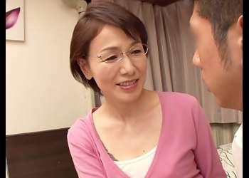 〚内原美智子(^^♪〛勉強の前にスッキリね>60歳ドスケベ~カテキョが年下くんをペロリと食べちまったwwwwwwwwwwwww