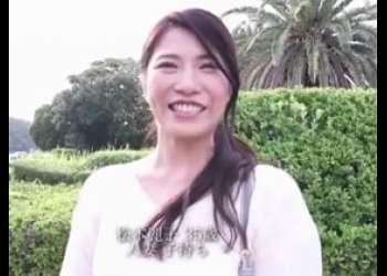 松本麗子 35歳 清楚で美しい人妻がAVデビュー