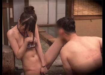 SOD女子社員が「タオル一枚男湯入ってみませんか?」に挑戦