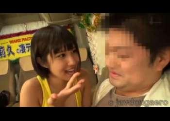 【7分早業】湊莉久さんの凄テクで3日間ためた生臭ザーメンをぶちまける! 湊莉久