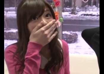 【MM号】「えッ…やだ…凄くおっきぃ…///」でかちんに興味津々の美女JDが子宮の奥まで突かれて絶頂!