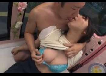 マジックミラー便!巨乳のインテリ女子大生ディープキス初体験!熱い舌を絡ますキスで欲情した濡れま●こにデカチン挿入!