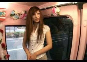 マジックミラー便 オフィス街で働く20才の長身OLをナンパでハメ撮り!!生チ○ポ挿入に170㎝のクールな美女もメス顔!