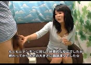 赤面手コキ研究所!「フェラですか?w」ちんちんを元気にする方法を自ら実践しちゃう女子大生♡たっぷりフェラで口内発射されちゃう!