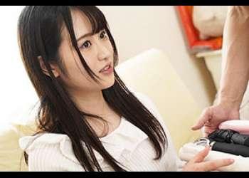小野六花が初めてのおもちゃ体験で未開発マンコがビクビク反応!アイドル並の可愛いお顔に顔射セックス