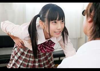 小悪魔女子高生がM男の先生を乳首責め射精管理で調教SEX! 七沢みあ