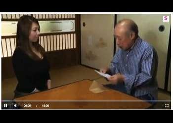 【ヘンリー塚本+風間ゆみ】死んだ友人の奥さまがボインでエロすぎます!欲求不満な老人がラブレターを渡したらセックスできました。
