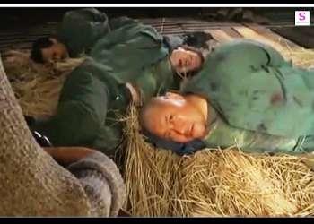 【小野寺沙希+ミートボール吉野】これはやばい地獄のゲリラ部隊!捕まった兵士が死刑の前に性欲処理に使われます。