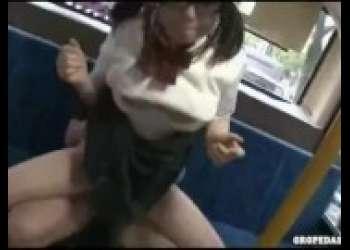 メガネっ娘JKツインテールロリ爆乳JKめちゃくちゃパコられまくってひたすら騎乗位JKレイプ