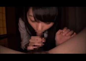 【援交】激かわ美少女JKが一生懸命バキュームフェラ抜きパパ活クンニで感じてる様子が激エロベロチューエッチ
