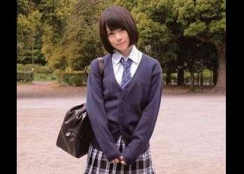 激カワ美少女なショートカットのロリ女子校生が肉便器として犯され続ける