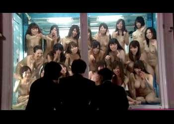 【MM号】このボックスの中は天国なんですか?車内いっぱいに乗り込んだ全裸の美女とやり放題セックス乱交ハーレム!