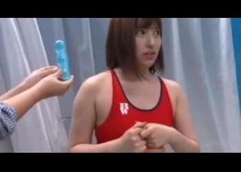 【MM号】部活で鍛えた美ボディをもつ可愛い素人JDのお姉さんのマン圧を測る恥辱検査実施!