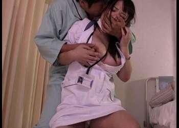【看護師陵辱】お疲れ気味の新人ナースが可愛い寝顔で熟睡してたので思わず手を出す夜這いレイプ!