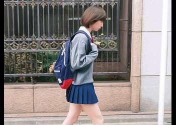 <JKレイプ>街歩く美少女JKを連れ去ってハンパなく犯しまくる!