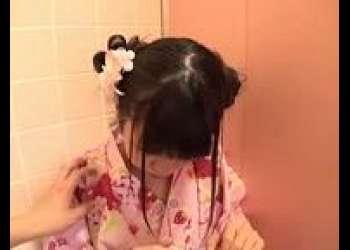 [浴衣美少女を無理矢理犯しまくる挿す撮りが拡散してしまう]小学生幼女が凌辱されてしまう