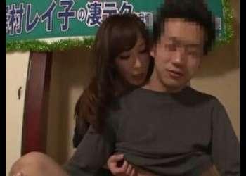 澤村レイコ 長身スレンダー美熟女のザーメンを貪るように搾り取る厳選ドスケベ誘惑エロ責め!意外と天然で照れ屋