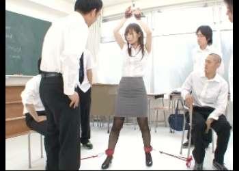 |女教師|超美人な女教師が赴任してきた!そんな先生が来たら格好の餌食!陵辱の全てを尽くして女教師を犯しまくる!