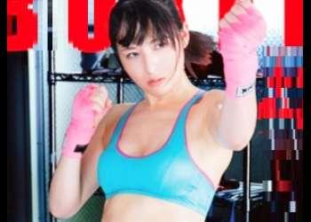|デスマッチ|美人ボクサーとレイパーが中出しを掛けたデスマッチを開催!そんなの絶対に勝てないって(汗)