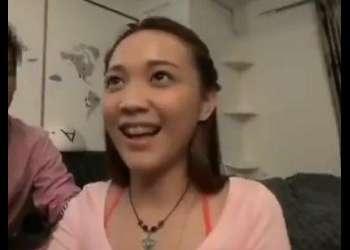 『日本の男性も好きです♡』街で見つけた清楚系の台湾美女をエロゲット抜けすぎ注意なスケベ映像