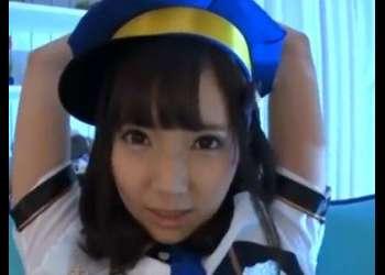『もう好きにして♡』ロリなコスプレ少女の両手を縛って調教中出しSEX!おすすめのアダルト動画