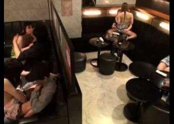 〖素人-制服〗『内緒ですからね♡』巨乳なおっハブ嬢が男性客にまたがって生ハメ生出し!シコシコ必須の映像