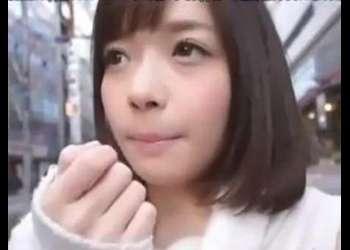 『可愛すぎる♡』アイドル並みの激カワな素人娘と生ハメ中出しSEX!見なきゃ損する抜ける動画