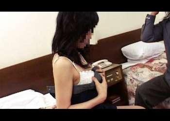 埼玉県川越市で人妻ゲット!純白ランジェリーから透ける黒乳首を一心不乱に貪らせて頂きました