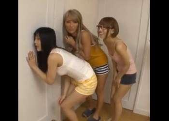 自宅に帰ったら近所に住むヤリマン姉妹が!痴女とハーレムプレイ逆レイプ!