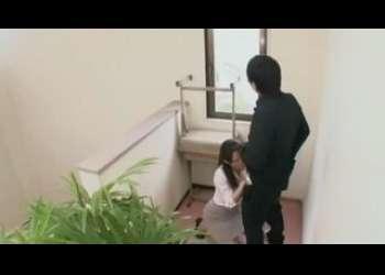 【三浦恵理子】若い男子生徒と五十路の熟女人妻女教師がエッチしてるド変態すぎるフェラ抜き騎乗位