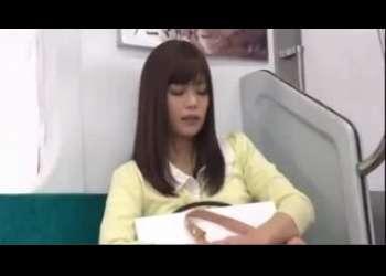 【紺野ひかる】めちゃくちゃかわいい美少女ニーハイギャルが痴漢レイプで立ちバックレイプされまくってる電車内地獄