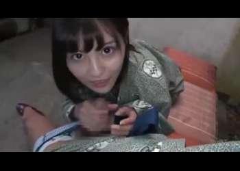 爆乳ショートカットヘア美少女、松岡ちなちゃんと浴衣姿で主観セックス彼女プレイ