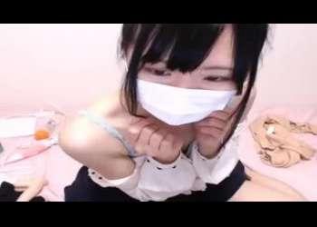 【ライブチャット】ガチかわいい超特級美少女JKのパンチラ素人ライブチャット動画個人撮影生配信が最高に抜ける