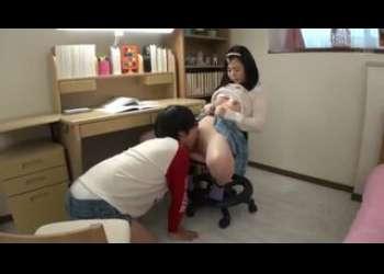 JC風子供服姿のパイパンロリとショタがロリショタセックスしちゃう様子がめちゃくちゃエッチでかわいい