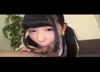【白咲碧】ツインテールの超激かわロリ美少女JKが電マオナニーフェラ抜きご奉仕でやりまくりロリビッチ