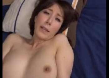 【澤村レイコ】耳舐めされて感じまくりド変態ガチエロ四十路熟女人妻不倫寝取られ