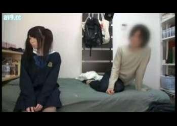 【盗撮】素人ナンパで連れ込んだ激かわツインテール美少女JK隠し撮りなう