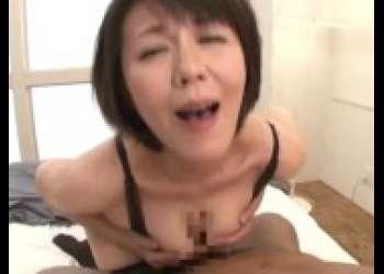 【円城ひとみ】ド変態五十路の巨乳熟女人妻おばさんヤりまくりショートカットヘアえちえちすぎる